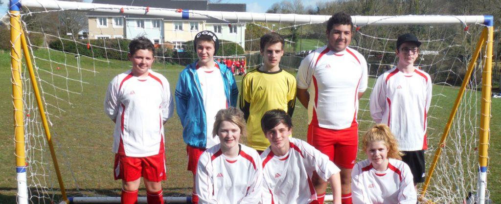 central devon academy football team