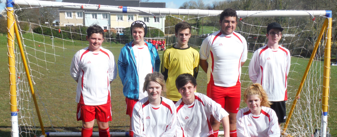 central devon academy football team